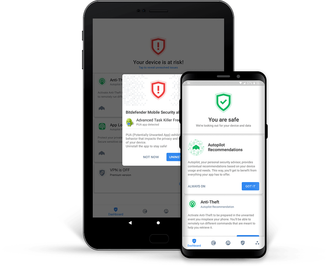 Read more -  Bitdefender Mobile Security pour Android