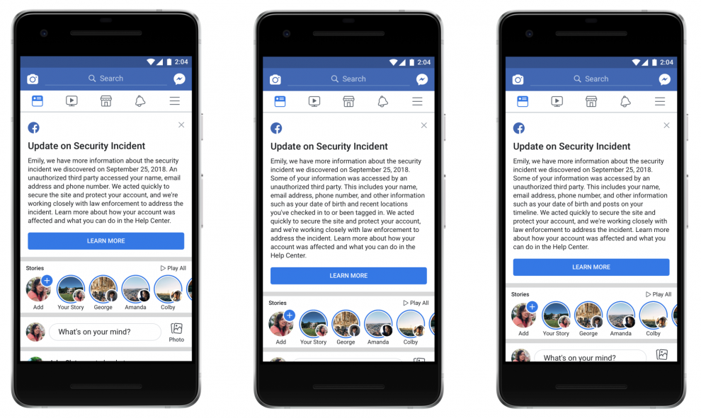 Compte un un telephone pirater facebook android avec comment Comment pirater