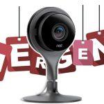 urgence caméra nest