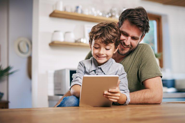 La résilience numérique et pourquoi les enfants en ont besoin